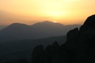 Meteora, Grieķija