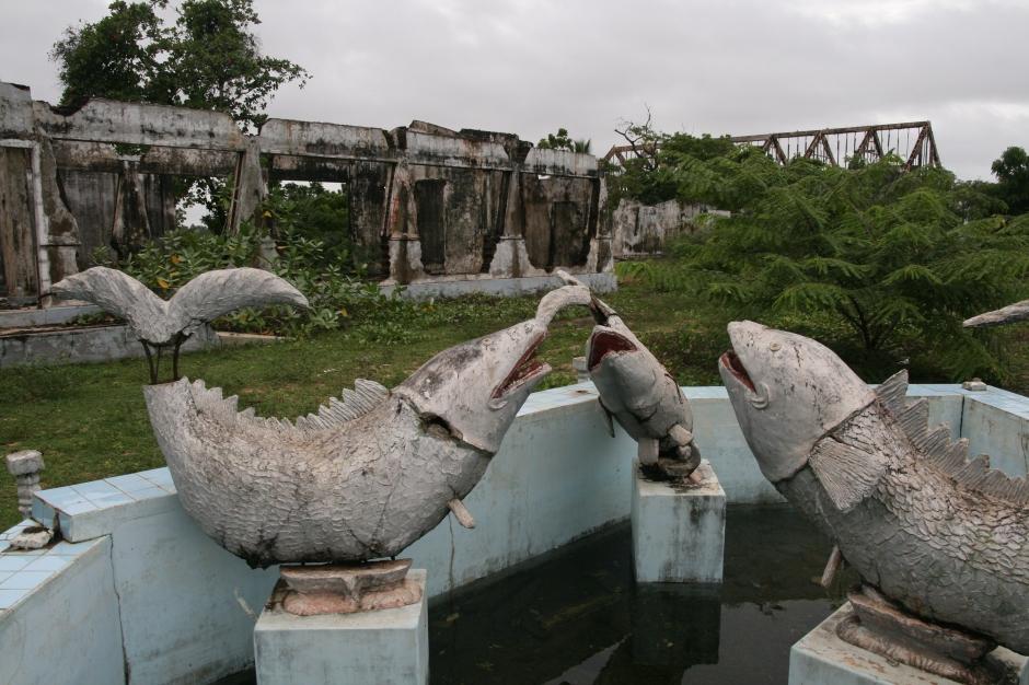 2004. gada cunami nodarītais posts.