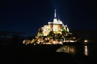 Sanmišel cietoksnis, Francija