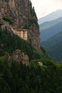 Sumela klosteris