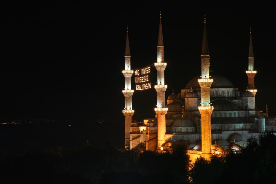 Zilā mošeja